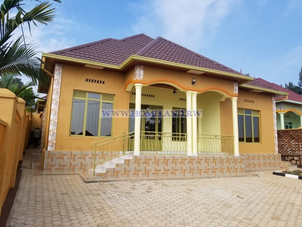 A House for sale in Kanombe