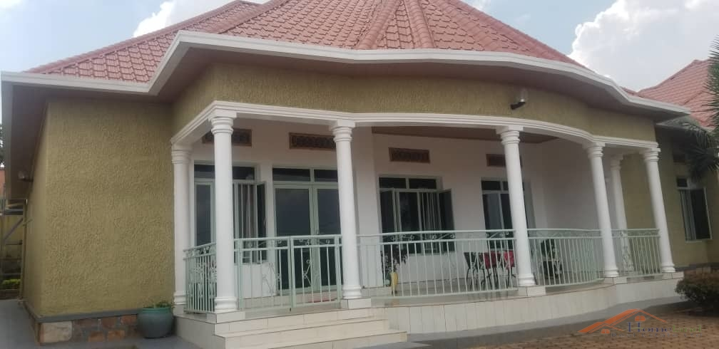 Residential house for rent in Kicukiro