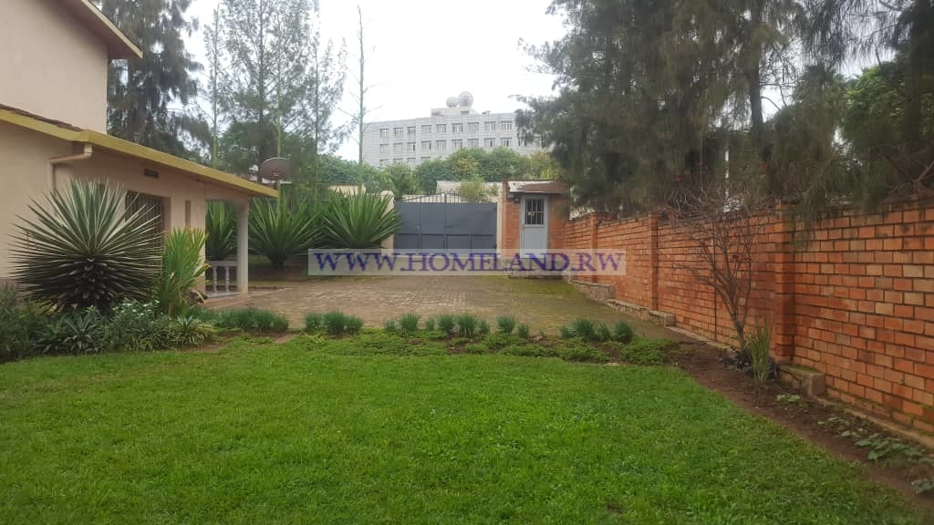 FULL FURNISHED HOUSE FOR RENT IN KIGALI/KIMIHURURA AT $ 800