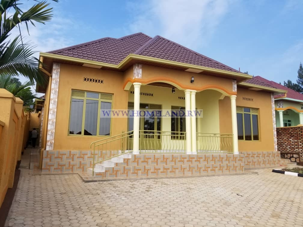 HOUSE FOR SALE IN KIGALI/KANOMBE AT 60,000,000 RWF