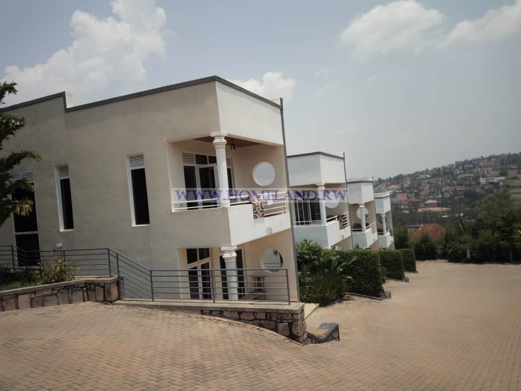 THREE BEDROOM FURNISHED APARTMENT FOR RENT IN GACURIRO AT $ 1000