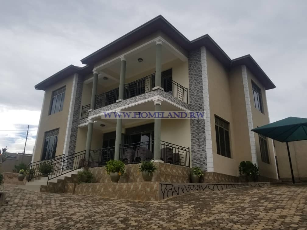 Full furnished house to Let at GACURIRO
