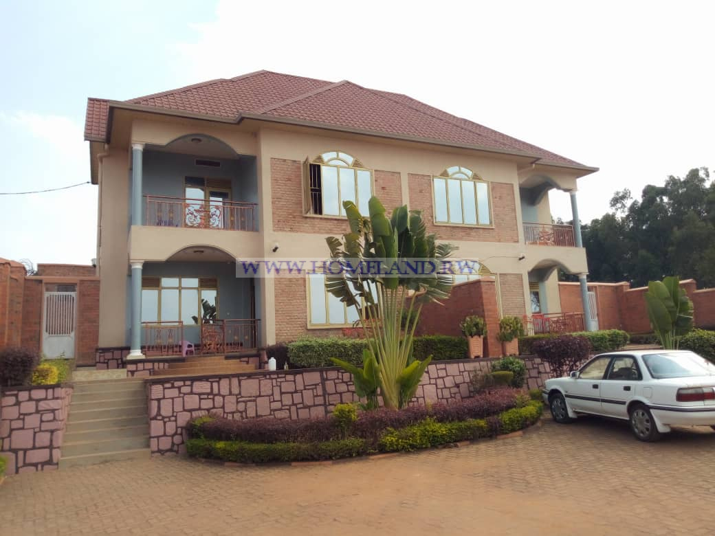 FULLY FURNISHED HOUSE FOR RENT AT KICUKIRO REBERO