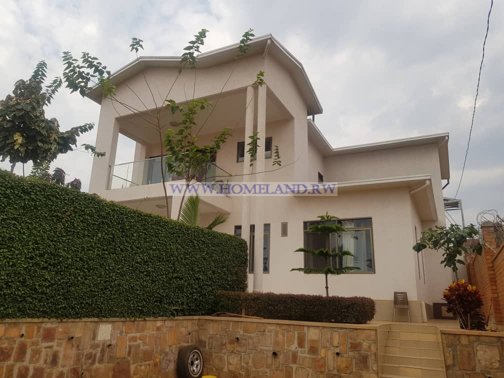 RUSORORO, MODERN FURNISHED HOUSE FOR SALE.