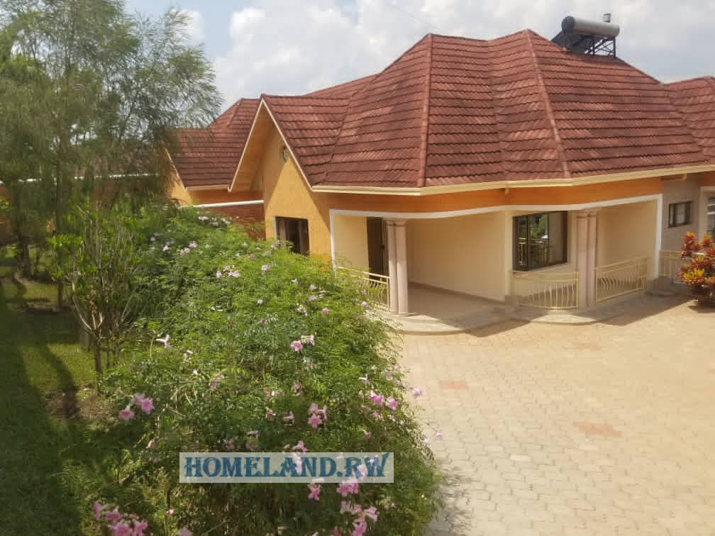 KIBAGABAGA HOUSE FOR RENT