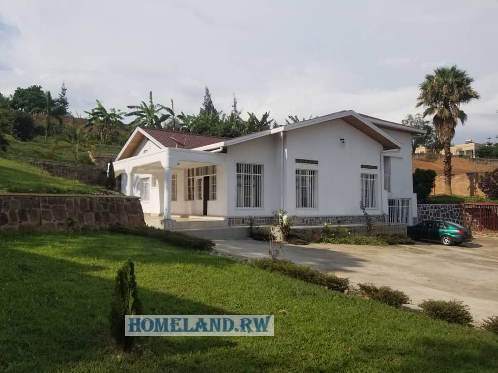 FULL FURNISHED HOUSE FOR RENT IN GACURIRO AT $3000
