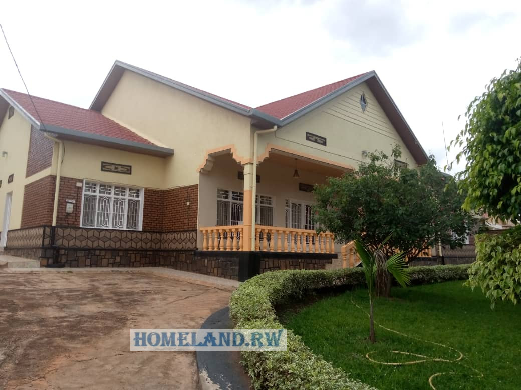 A Nice Full Furnished House for Rent in Kimironko