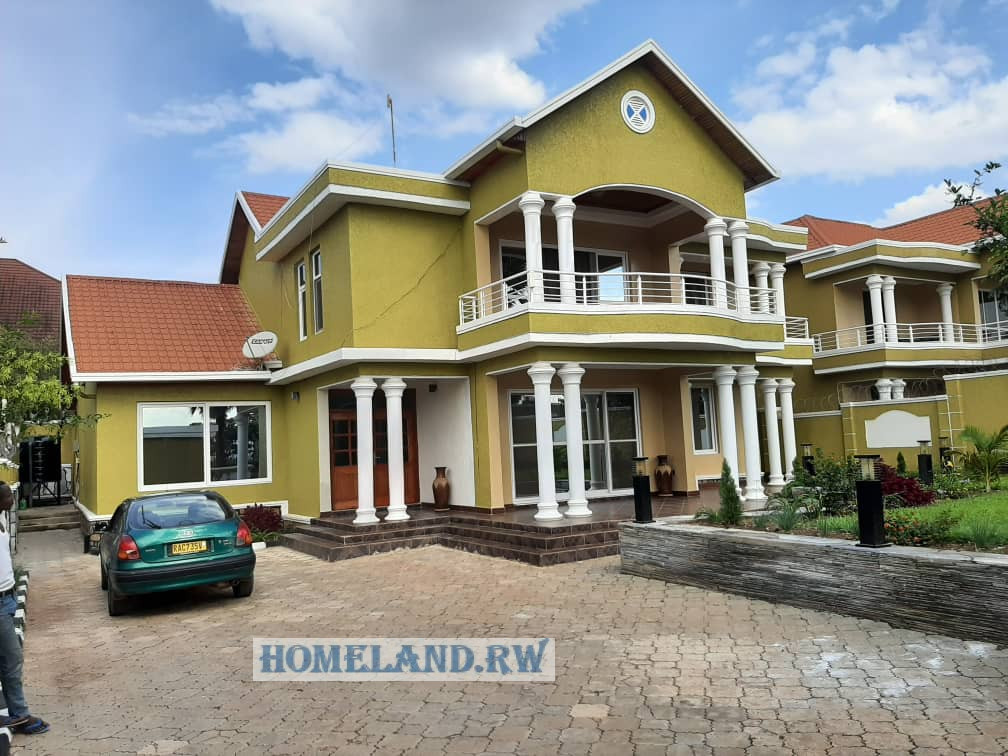 GACURIRO FULL FURNISHED HOUSE FOR RENT