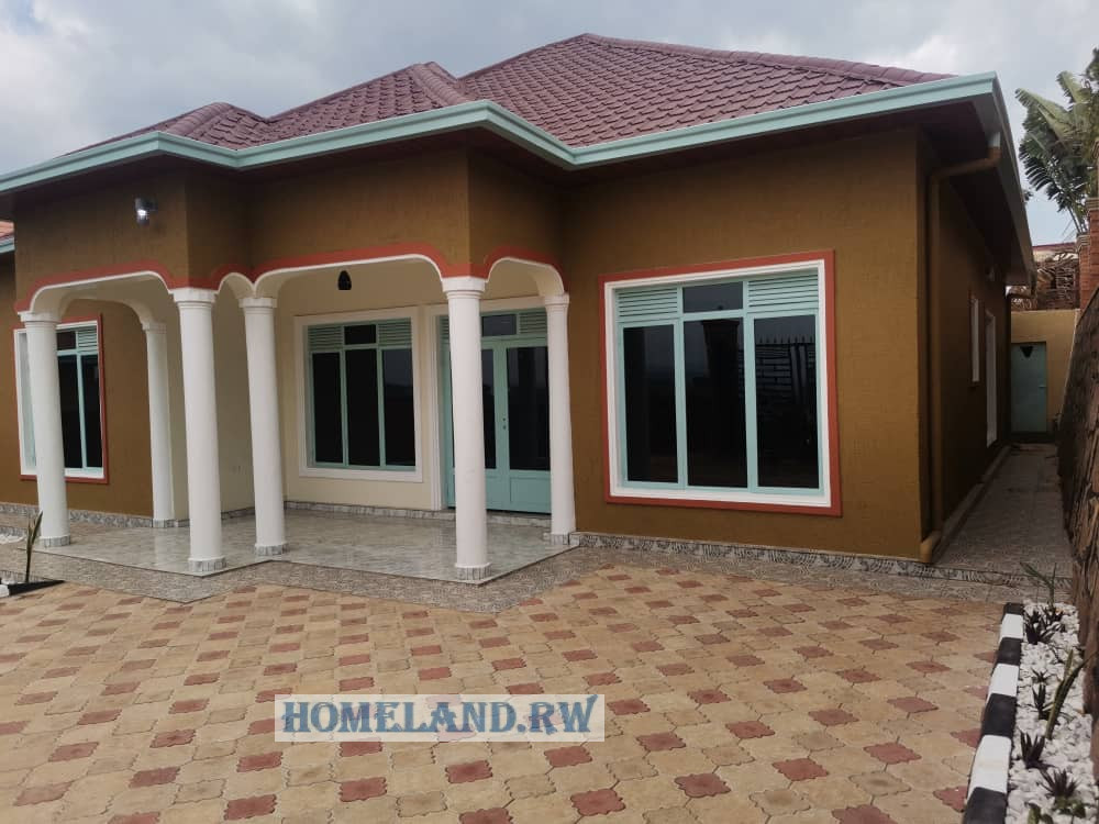 NEW HOUSE FOR RENT IN KICUKIRO