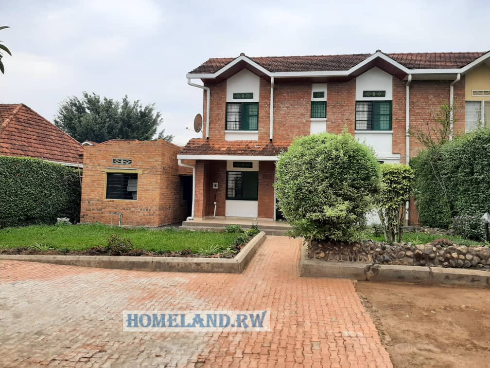 A Nice Full Furnished House for Rent in Gacuriro-Vision 2020